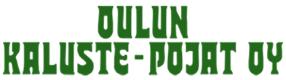 Kaluste-pojat Logo